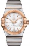 Omega Constellation Quartz 35mm 123.20.35.60.02.001 watch