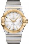 Omega Constellation Quartz 35mm 123.20.35.60.02.002 watch