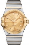 Omega Constellation Quartz 35mm 123.20.35.60.08.001 watch
