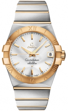 Omega Constellation Co-Axial Automatic 38mm Mens watch, model number - 123.20.38.21.02.002, discount price of £5,030.00 from The Watch Source