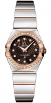 Omega Constellation Polished 24mm 123.25.24.60.63.002 watch