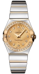 Omega Constellation Polished 27mm 123.25.27.60.58.002 watch