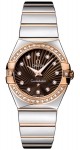 Omega Constellation Polished 27mm 123.25.27.60.63.002 watch