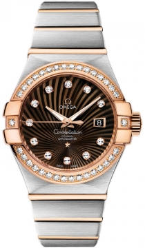 Omega Constellation Co-Axial Automatic 31mm 123.25.31.20.63.001