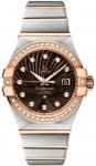 Omega Constellation Co-Axial Automatic 31mm 123.25.31.20.63.001 watch