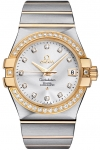 Omega Constellation Co-Axial Automatic 35mm 123.25.35.20.52.002 watch