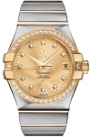 Omega Constellation Co-Axial Automatic 35mm 123.25.35.20.58.001 watch