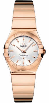 Buy this new Omega Constellation Polished 24mm 123.50.24.60.02.003 ladies watch for the discount price of £7,973.00. UK Retailer.
