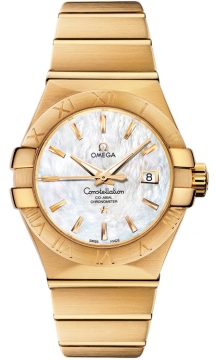 Omega Constellation Co-Axial Automatic 31mm Ladies watch, model number - 123.50.31.20.05.002, discount price of £13,419.00 from The Watch Source