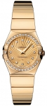 Omega Constellation Polished 24mm 123.55.24.60.58.002 watch