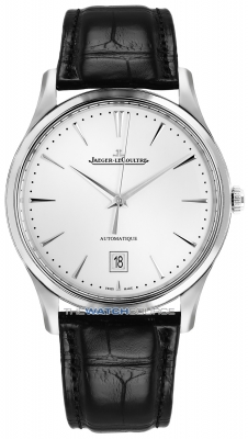 Buy this new Jaeger LeCoultre Master Ultra Thin Date Automatic 39mm 1238420 mens watch for the discount price of £6,210.00. UK Retailer.