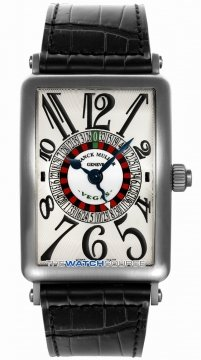 Franck Muller Long Island Mens watch, model number - 1250 Vegas SS Silver, discount price of £12,300.00 from The Watch Source