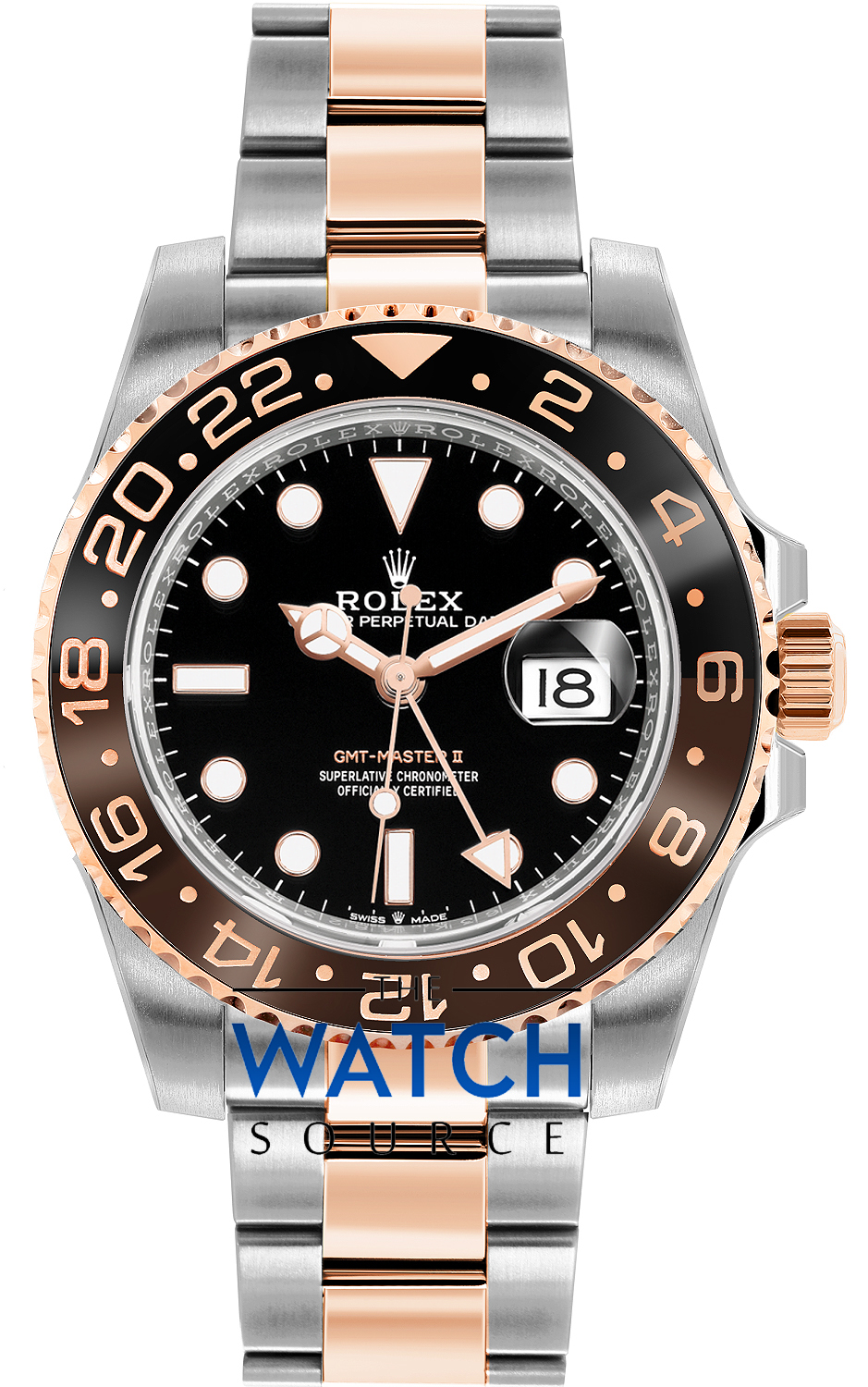 Buy This New Rolex Gmt Master Ii 126711chnr Mens Watch For The