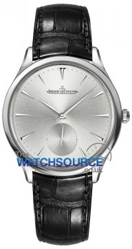 Jaeger LeCoultre Master Ultra Thin Automatic 38.5mm Mens watch, model number - 1278420, discount price of £4,930.00 from The Watch Source