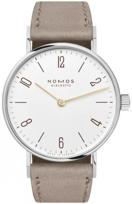 Nomos Glashutte Tangente 33 Duo 32.8mm 127 watch