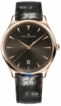 Jaeger LeCoultre Master Ultra Thin Date Automatic 40mm 128255j watch
