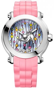 Chopard Happy Animal World Ladies watch, model number - 128707-3001, discount price of £2,845.00 from The Watch Source