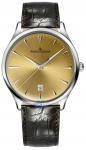 Jaeger LeCoultre Master Ultra Thin Date Automatic 40mm 1288430 watch