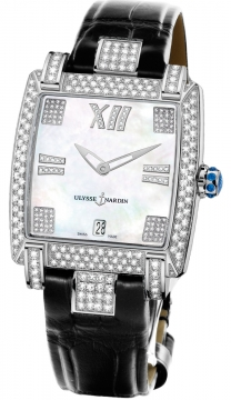Ulysse Nardin Caprice Ladies watch, model number - 130-91ac/301, discount price of £22,350.00 from The Watch Source