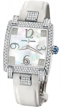 Ulysse Nardin Caprice Ladies watch, model number - 130-91ac/601, discount price of £19,721.00 from The Watch Source