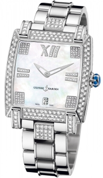 Ulysse Nardin Caprice Ladies watch, model number - 130-91ac-8c/301, discount price of £33,052.00 from The Watch Source