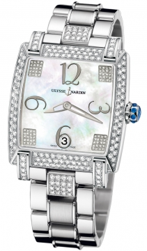 Ulysse Nardin Caprice Ladies watch, model number - 130-91ac-8c/601, discount price of £29,163.00 from The Watch Source