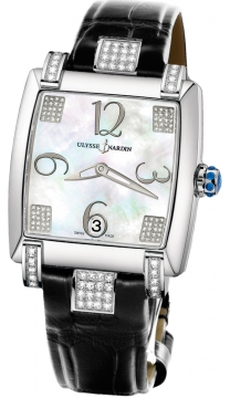 Ulysse Nardin Caprice Ladies watch, model number - 130-91c/601, discount price of £16,558.00 from The Watch Source