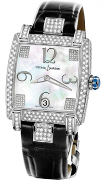 Ulysse Nardin Caprice Ladies watch, model number - 130-91fc/601, discount price of £26,388.00 from The Watch Source