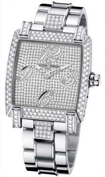 Ulysse Nardin Caprice Ladies watch, model number - 130-91fc-8c/FULL, discount price of £50,366.00 from The Watch Source