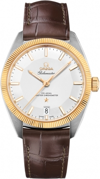 Buy this new Omega Globemaster 39mm 130.23.39.21.02.001 mens watch for the discount price of £5,616.00. UK Retailer.