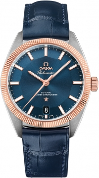 Omega Globemaster 39mm 130.23.39.21.03.001 watch
