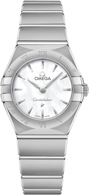 Omega Constellation Manhattan Quartz 25mm 131.10.25.60.05.001 watch