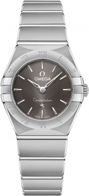 Omega Constellation Manhattan Quartz 25mm 131.10.25.60.06.001 watch