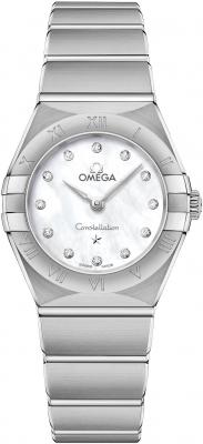 Omega Constellation Quartz 25mm 131.10.25.60.55.001 watch