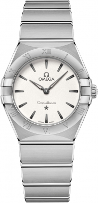 Omega Constellation Manhattan Quartz 28mm 131.10.28.60.02.001 watch