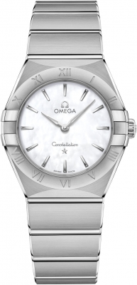 Omega Constellation Manhattan Quartz 28mm 131.10.28.60.05.001 watch