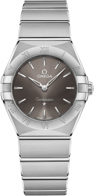 Omega Constellation Manhattan Quartz 28mm 131.10.28.60.06.001 watch