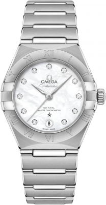 Omega Constellation Co-Axial Master Chronometer 29mm 131.10.29.20.55.001 watch