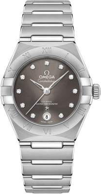 Omega Constellation Co-Axial Master Chronometer 29mm 131.10.29.20.56.001 watch