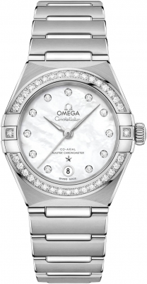Omega Constellation Co-Axial Master Chronometer 29mm 131.15.29.20.55.001 watch