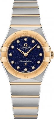 Omega Constellation Quartz 25mm 131.20.25.60.53.001 watch