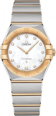 Omega Constellation Quartz 28mm 131.20.28.60.55.002 watch