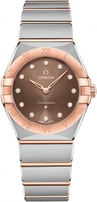 Omega Constellation Quartz 28mm 131.20.28.60.63.001 watch
