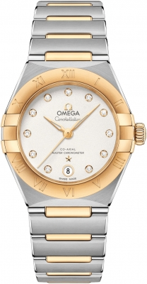 Omega Constellation Co-Axial Master Chronometer 29mm 131.20.29.20.52.002 watch