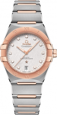 Omega Constellation Co-Axial Master Chronometer 36mm 131.20.36.20.52.001 watch