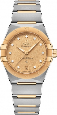 Omega Constellation Co-Axial Master Chronometer 36mm 131.20.36.20.58.001 watch