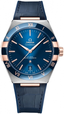 Omega Constellation Co-Axial Master Chronometer 41mm 131.23.41.21.03.001 watch
