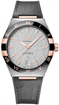 Omega Constellation Co-Axial Master Chronometer 41mm 131.23.41.21.06.001 watch