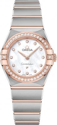 Omega Constellation Quartz 25mm 131.25.25.60.55.001 watch