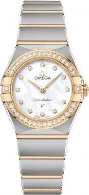 Omega Constellation Quartz 25mm 131.25.25.60.55.002 watch